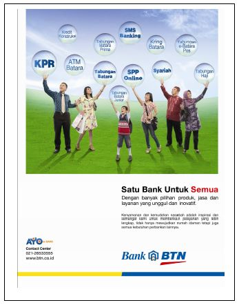 "BTN ""The Leader of Mortgage in Indonesia"" 2"