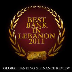 Best Bank in Lebanon 2011