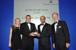 banker award