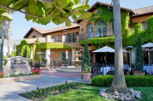 INTERNATIONAL BUSINESS TRAVELERS DISCOVER HOTEL LOS GATOS AND SPA IN SILICON VALLEY