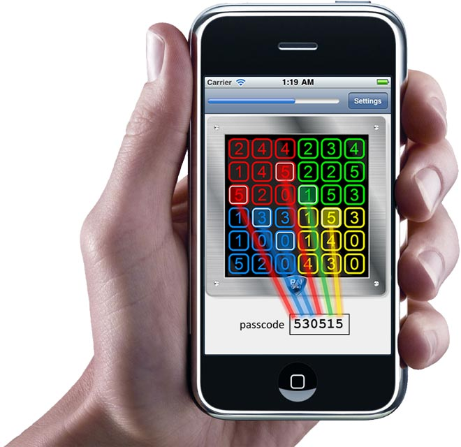 PINgrid iPhone