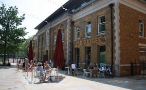 Partridges cafe