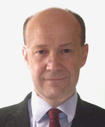 Peter Fawcett