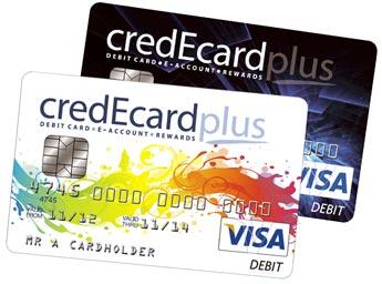 credEcardplus Cards