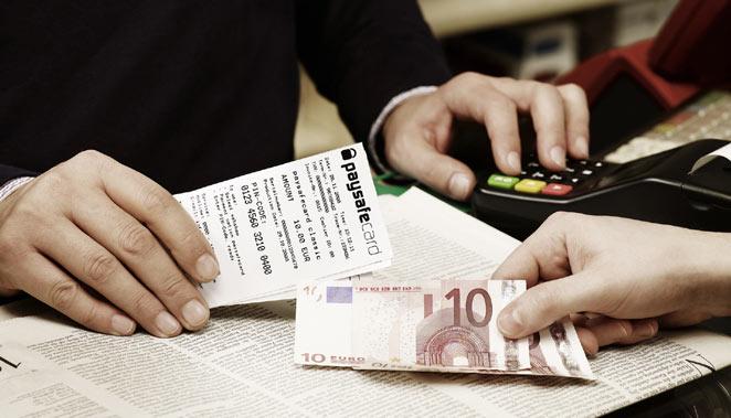 paysafecard karten