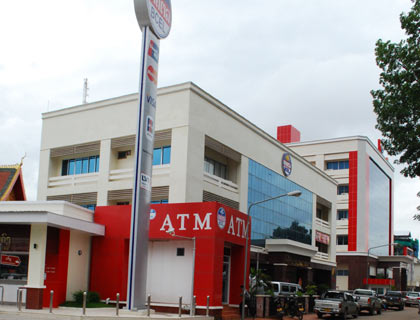 banque pour le commerce exterieur lao public bcel