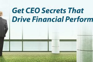 Successful ceos use internal communications to shape financial performance, says the grossman group