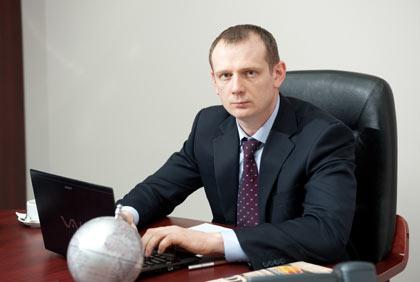 DMITRY RANNEV, CEO GKFX ECN (RUSSIA)