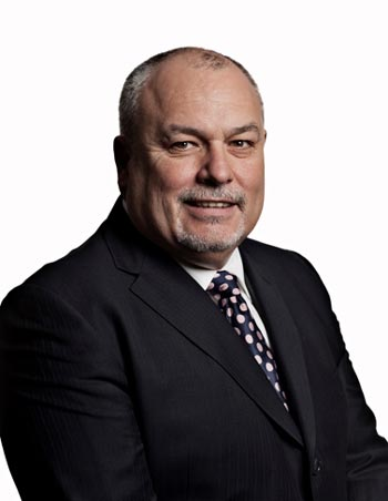 JOHN RODDY, CEO OF THE SHIELD GROUP