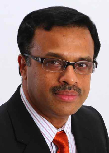 K. Nandakumar, CEO SunTec