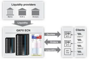 Gkfx ecn and the unique service of trade settings