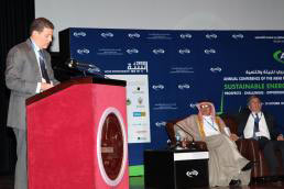 Majid jafar outlines vision for sustainable energy future in the middle east