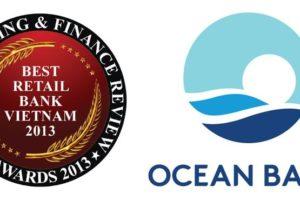 OCEAN BANK BEST RETAIL BANK IN VIETNAM