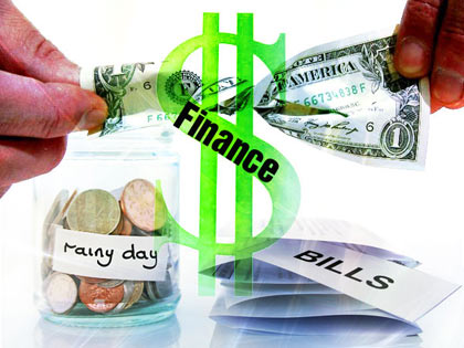 Five ways to get out of financial trouble