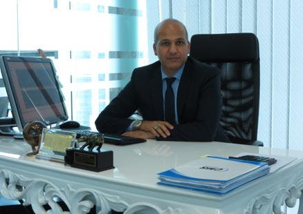 Majid Jalali CEO