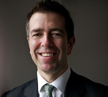 Phill Robinson CEO