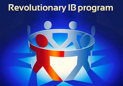 Revolutionary IB program