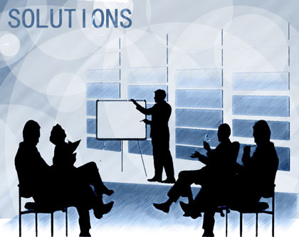 THE VALUE OF SOCIAL BUSINESS COLLABORATION SOLUTIONS: GOING BEYOND INTANGIBLE ROI 1