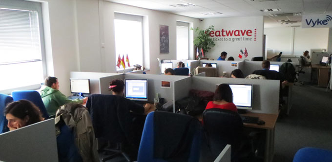 Seatwave: high quality customer service outsourced to bulgaria