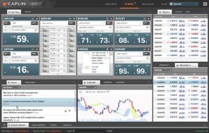 Caplin launches direct fx e-distribution service