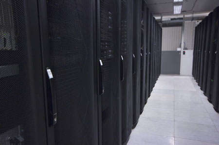 ONLINE 50 SELECTS LONDON DATA CENTRE CITY LIFELINE FOR MOST-CRITICAL OPERATIONS 3