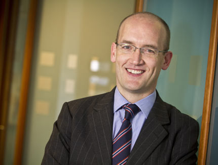 David Leithead, managing director of Michael Page Banking & Financial Services
