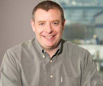 Garry Partington CEO Apadmi
