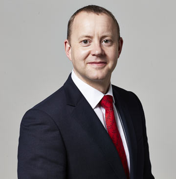 Graeme Wood, Specialist in Operational Risk and Process, Rule Financial