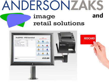 Image retail solutions partners with anderson zaks for flexible card payment solutions