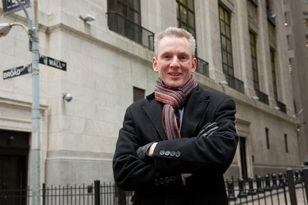 Ralph Baxter CEO ClusterSeven