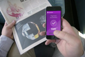 leading financial institutions to support zapp mobile payments