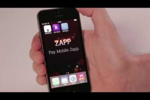 Paying with Zapp 1