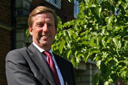Alan Hudson-, CEO of AFH