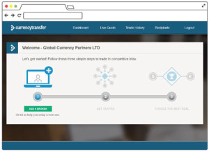 CURRENCYTRANSFER VOWS TO TAKE INTERNATIONAL BUSINESS PAYMENTS OUT OF THE DARK AGES 3