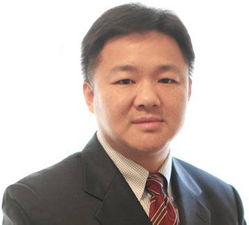 Pan Feng, GM of Dawson Polymers in Shanghai