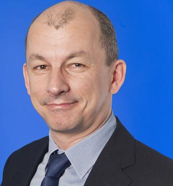 Patrick Lastennet, Director Financial Services Business Development,Interxion