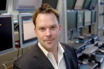 Phil Bridge, Managing Director, Kroll Ontrack