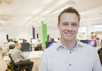 Pontus Noren Co-Founder and Director of Cloudreach