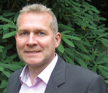 Richard Hibbert, CEO, SureCloud