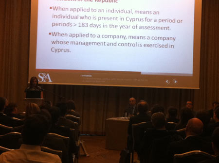 S&A Tax Seminar: Cyprus And Polish Tax Developments