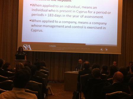 S&A Tax Seminar: Cyprus And Polish Tax Developments