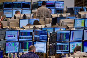 Syneco energy trading floor