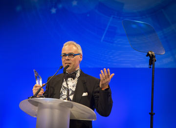 Tom Higgins, Ceo Of Gold-I, Wins National Leadership Award