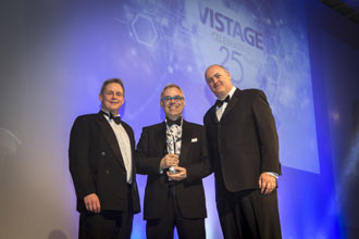 Vistage Award, Tom Higgins