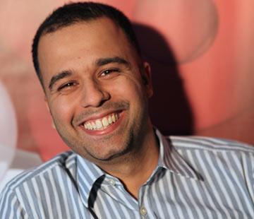 Zahid Jiwa, VP UK &I, OutSystems