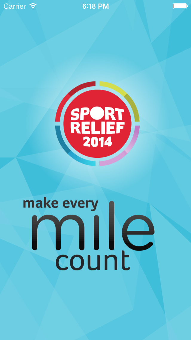 'MOBILE FIRST' CAMPAIGN TO UNITE THE NATION FOR SPORT RELIEF 1