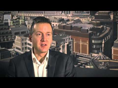 Financial services brands can do social media: Peter Markey, CMO, RSA Insurance Group 1