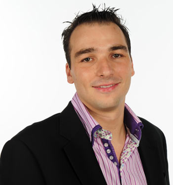 Davy Nys, Vice President Of EMEA & APAC, Pentaho