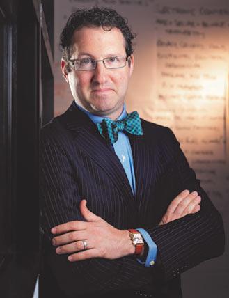 Jason Oxman, CEO Of ETA And TRANSACT 14