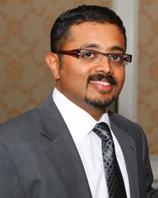 Karthik Krishnamurthy, Vice President, Enterprise Information Management, Cognizant